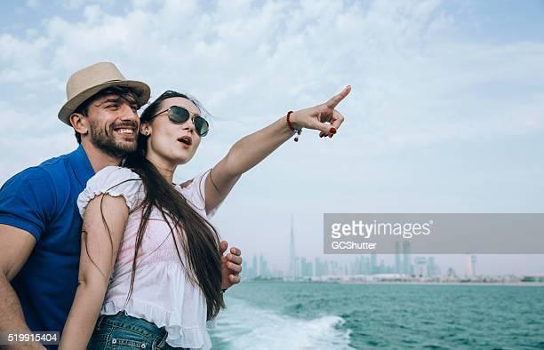Lovers in Dubai