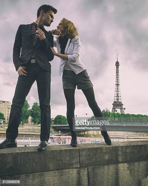 Amanti di Parigi