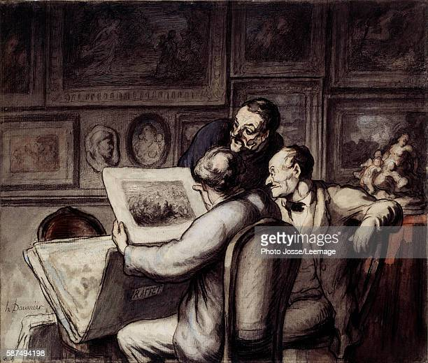 a literary analysis of le ventre legislatif by honor daumier Under the influence of a moral ideal and bound together by sentiments of honor  summary of the literary life of france  analysis of values and.