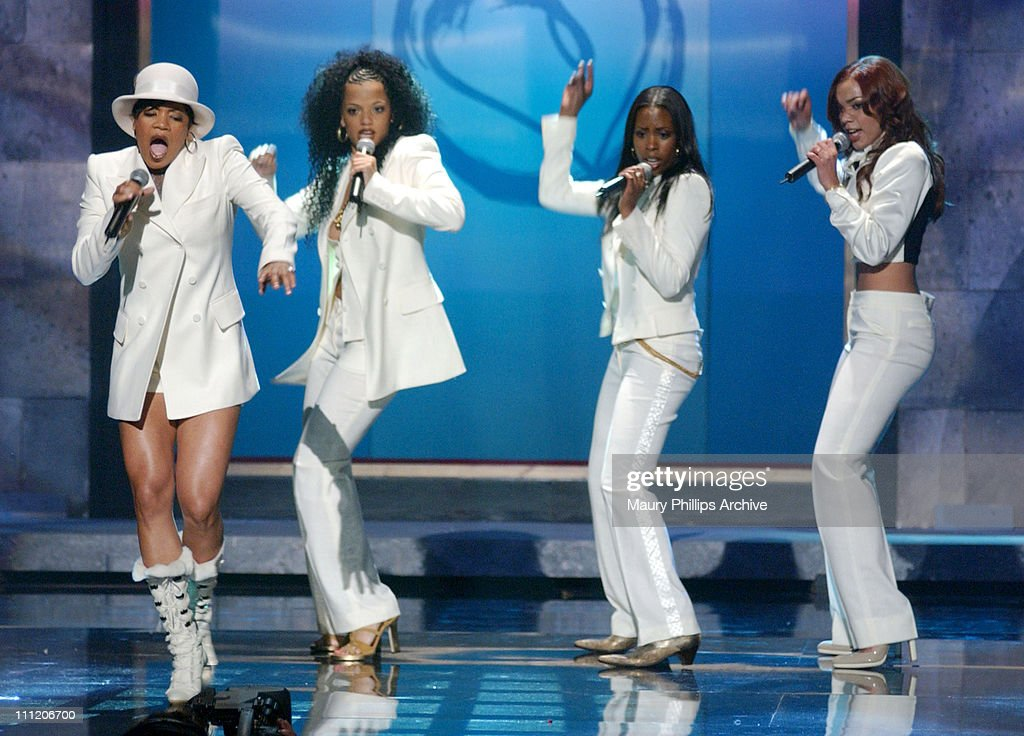 Lovher during The 8th Annual Soul Train 'Lady of Soul' Awards - Show at Pasadena Civic Auditorium in Pasadena, California, United States.