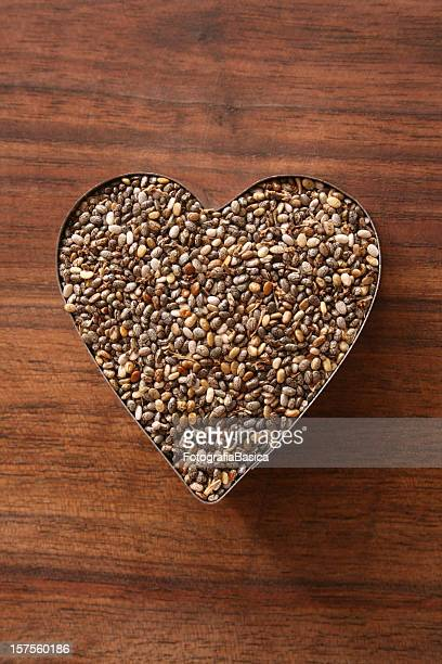 loving chia seeds