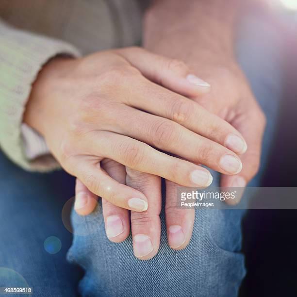 A loving hand