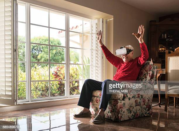 Loving this virtual reality thing