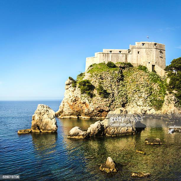 Fortaleza de Lovrijenac Dubrovnik