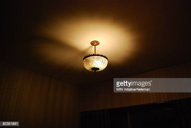 Low angle view of a chandelier, Buenos Aires, Argentina