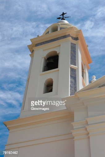 Low angle view of a church, Basilica De Nuestra Senora Del Pilar, Recoleta, Buenos Aires, Argentina : Stock Photo