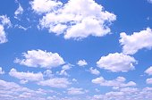 Low angle view of clouds in the sky