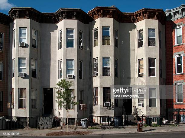Low income housing in Sunset Park, Brooklyn