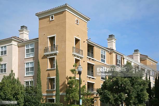 Low Rise Apartment Complex