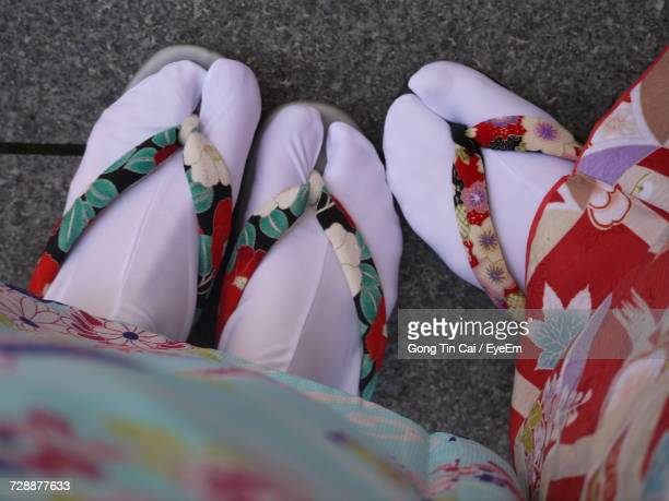 Perfect Geta Shoes Stock Photos Amp Geta Shoes Stock Images  Alamy