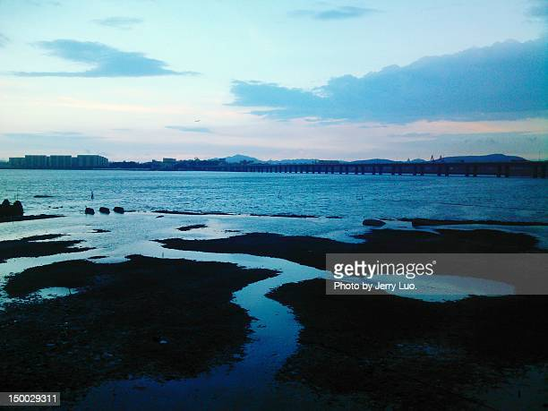 Low Tide and Jimei