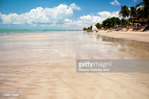 Low tide : Stock Photo
