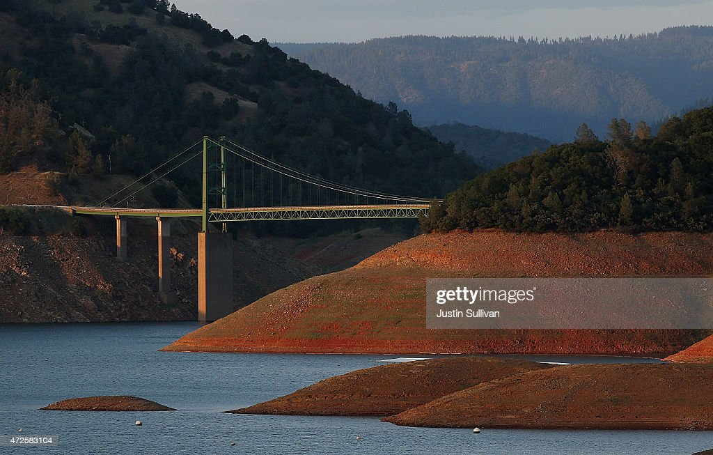 California's 4-Year Drought Takes Toll On State's ...