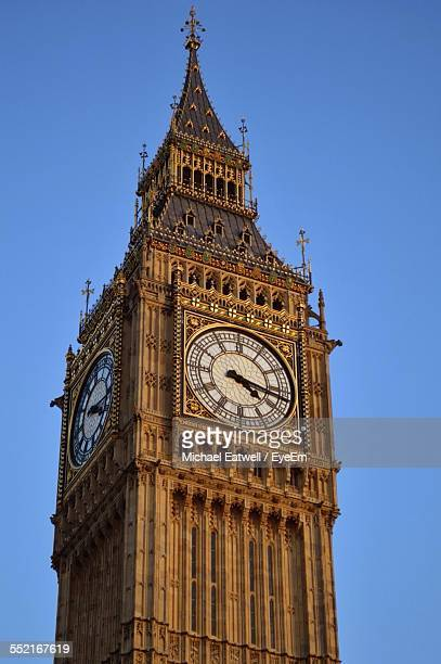 Low-Angle View Of Big Ben