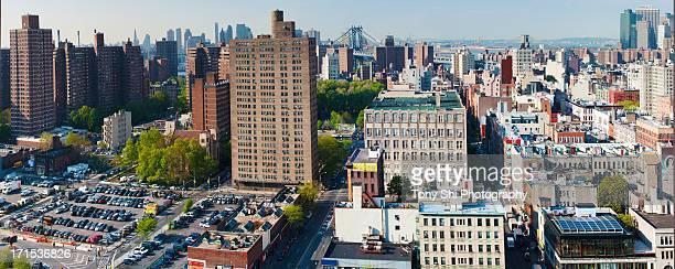 Lower East Side Panorama