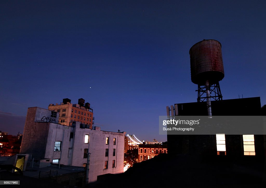 Lower East Side Twilight