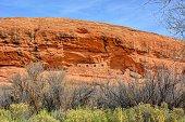 Lower Fish Creek Ruin - Utah, USA