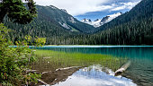 Lower Joffre Lake - British Columbia, Canada