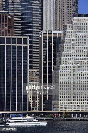Lower Manhattan Business District