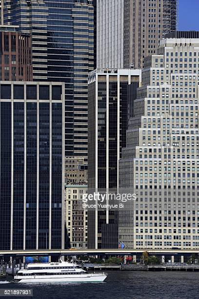 Lower Manhattan Business District
