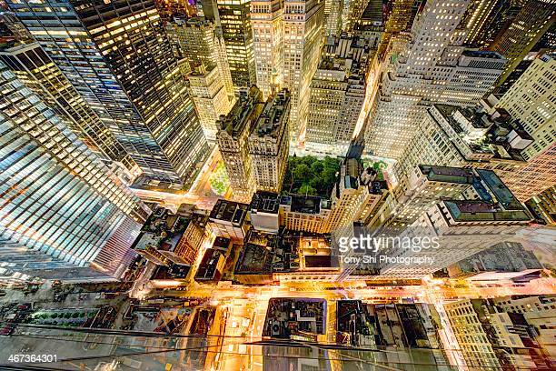 Lower Manhattan - Financial District