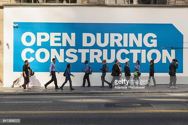 Lower Manhattan, work in progress