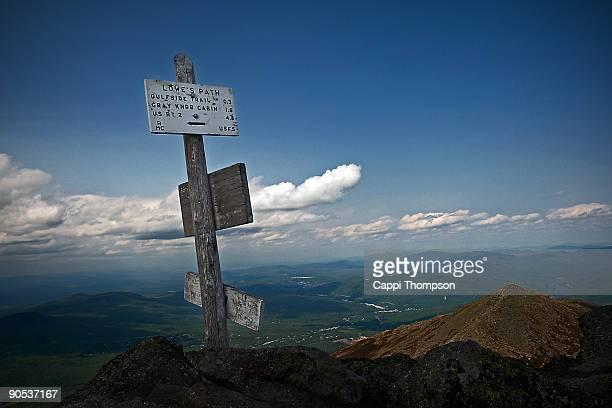 Lowe's Path Mt. Adams view