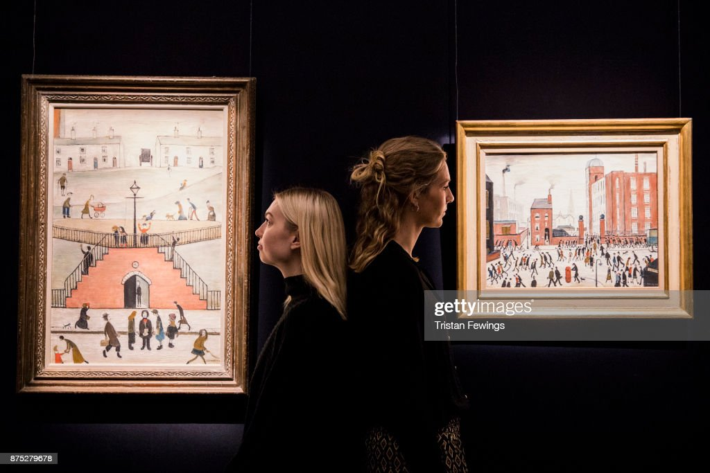 Sotheby's Modern & Post-War British Art Exhibition