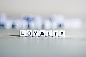 High resolution Loyalty word concept