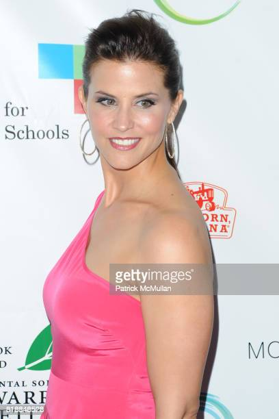 Lu Parker attends James Cameron and AVATAR Cast Celebrate Earth Day in Los Angeles at JW Marriot on April 22 2010 in Los Angeles California