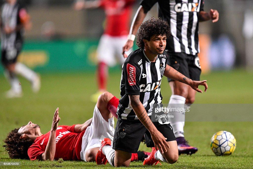 Atletico MG v Internacional - Copa do Brasil Semi-Finals 2016