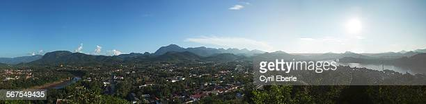 Luang Prabang Panorama