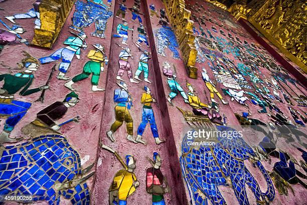 Luang Prabang, Wat Xieng Thong temple