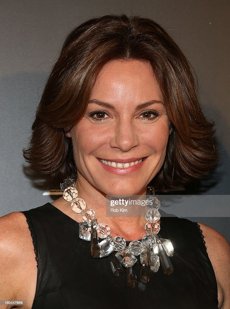 LuAnn De Lesseps attends 2013 We Are Family Foundation Gala at Hammerstein Ballroom on January 31, 2013 in New York City.