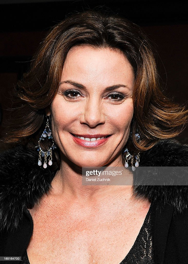 <a gi-track='captionPersonalityLinkClicked' href=/galleries/search?phrase=LuAnn+de+Lesseps&family=editorial&specificpeople=4949848 ng-click='$event.stopPropagation()'>LuAnn de Lesseps</a> attends Kelly Bensimon's 'In The Spirit Of' fragrance launch event at Cherry on October 17, 2013 in New York City.