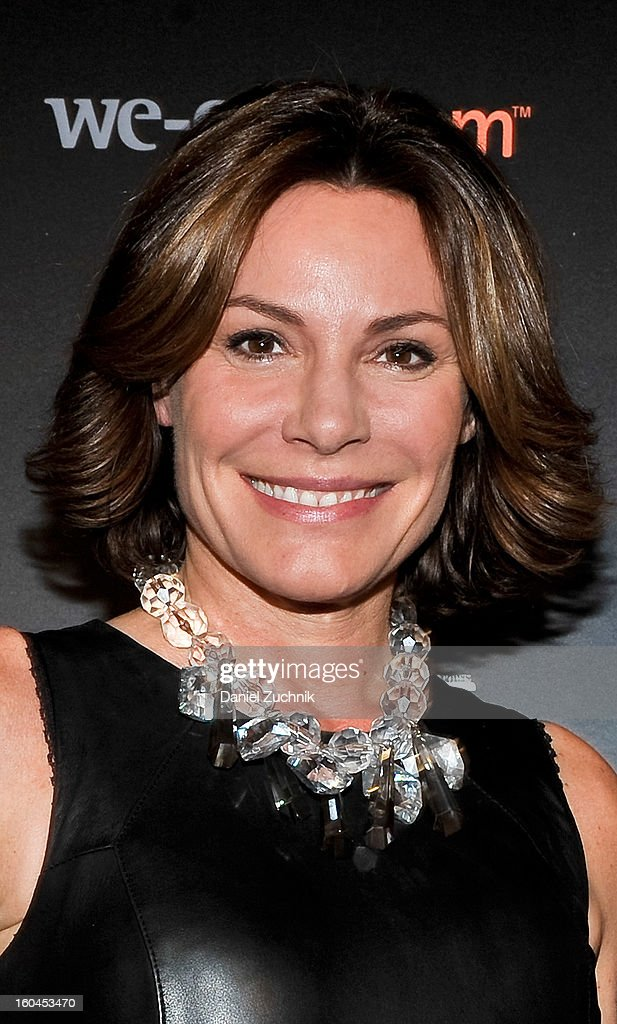 LuAnn De Lesseps attends the 2013 We Are Family Foundation Gala at Hammerstein Ballroom on January 31, 2013 in New York City.