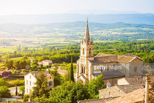 Lubéron Valley (Provence, France)