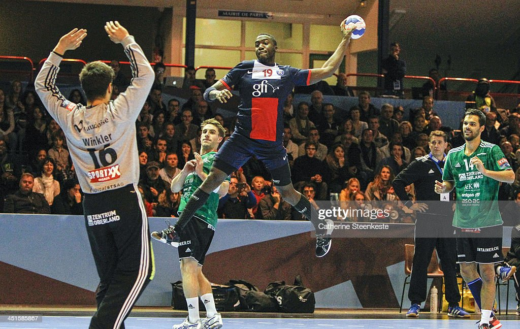 Paris Saint-Germain v Wacker Thun - Handball Champions League