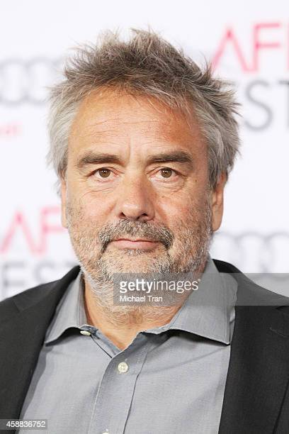 Luc Besson arrives at AFI FEST 2014 Presented By Audi 'Saint Laurent' special screening held at Dolby Theatre on November 11 2014 in Hollywood...