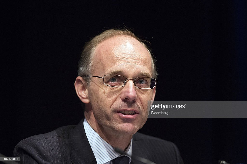 <a gi-track='captionPersonalityLinkClicked' href=/galleries/search?phrase=Luc+Frieden&family=editorial&specificpeople=651276 ng-click='$event.stopPropagation()'>Luc Frieden</a>, Luxembourg's finance minister, speaks during the International Financial Services conference in London, U.K., on Monday, April 22, 2013. U.K. inflation expectations tumbled to the lowest in almost four months this week as energy prices fell and government reports signaled growth is slowing, gilt yields show. Photographer: Simon Dawson/Bloomberg via Getty Images