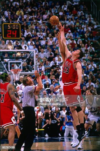 1998 NBA Finals Game 6: Chicago Bulls vs. Utah Jazz Pictures   Getty Images