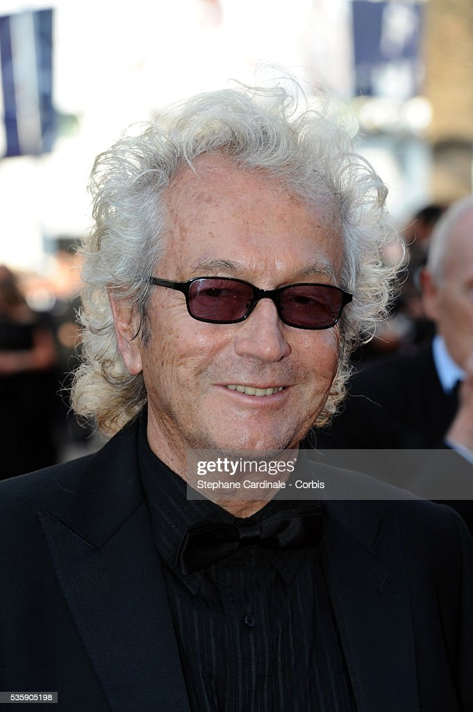 Luc Plamondon at the Premiere for 'Biutiful' during the 63rd Cannes International Film Festival.