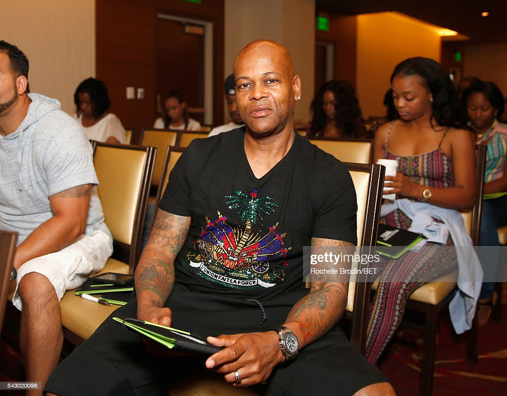 Luc Stephen attends the ABFF Encore Master Class during the 2016 BET Experience at the JW Marriott Los Angeles L.A. Live on June 25, 2016 in Los Angeles, California.