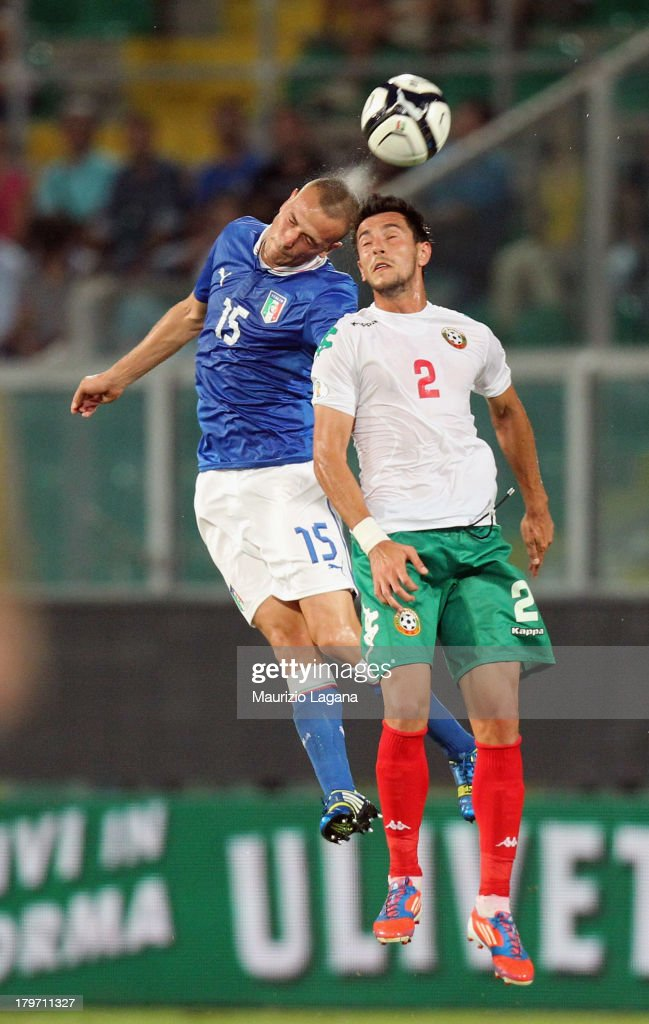 Italy v Bulgaria - FIFA 2014 World Cup Qualifier