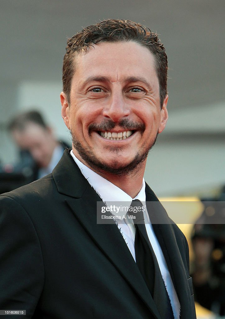 Luca Bizzarri attends the Award Ceremony during the 69th Venice Film Festival at the Palazzo del Cinema on September 8, 2012 in Venice, Italy.