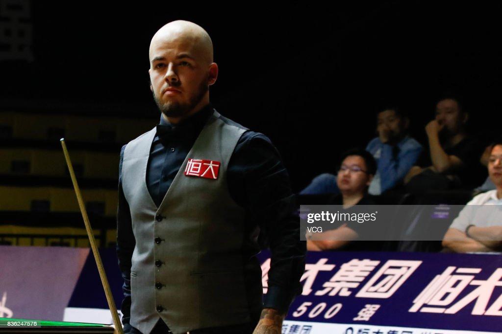 Evergrande 2017 World Snooker China Champion - Day 6