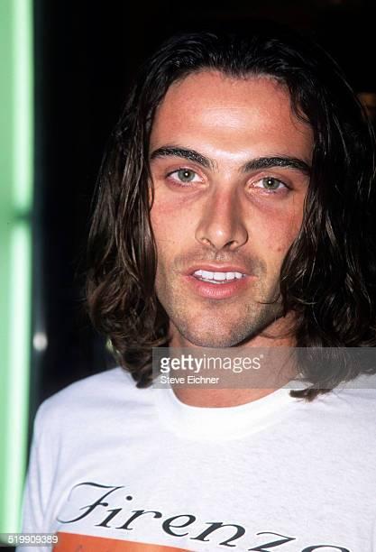Luca Calvani at event New York June 19 2001