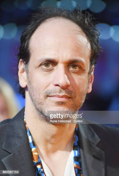 Luca Guadagnino attends the Mayor Of London Gala UK Premiere of 'Call Me By Your Name' during the 61st BFI London Film Festival on October 09 2017 in...