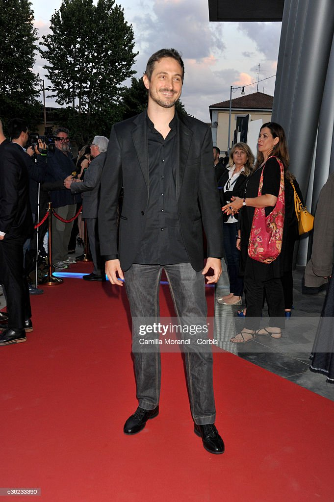 Luca Mainetti attends Nastri D'Argento 2016 Award Nominations Red carpet on May 31, 2016 in Rome, Italy.