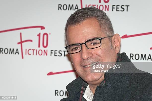 Luca Manfredi attend at the Red Carpet of 'In art Nino' presented at the Roma Fiction Fest 2016